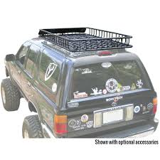 Car Roof Box Ebay by Steel Roof Rack Storage Basket Rb Dlx V2 Discount Ramps
