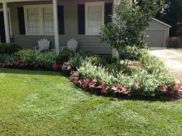 nice pictures of flower bed ideas gallery 7591