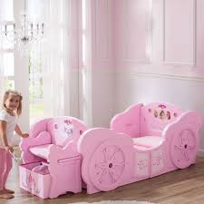 Toddler To Twin Convertible Bed Disney Princess Pumpkin Carriage Bed Disney Princess Bedroom