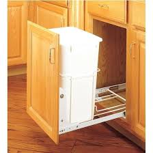 pull out trash can for 12 inch cabinet pull out trash can for 12 inch cabinet wste continer qurt gllon cet