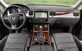 volkswagen touareg interior 2013 volkswagen touareg specs and photos strongauto