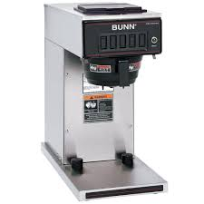Coffee Maker With Grinder And Thermal Carafe Bunn 23001 0040 Cw15 Tc Pourover Thermal Carafe Coffee Brewer 120v