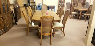broyhill dining room sets broyhill dining room set furniture collection sets table oak