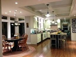 Recessed Lighting In Kitchen Recessed Lighting Kitchen Sink Pendant Lights Modern Installing
