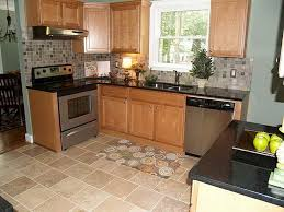 Small Kitchen Makeovers Ideas Interesting Small Kitchen Makeovers Ideas With Classic Ceramic