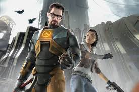 ending of ex machina marc laidlaw u0027s coded half life u0027fanfic u0027 is probably the closest we