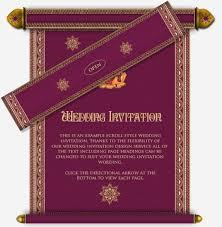 ganesh wedding invitations lord ganesha scroll email wedding invitation in
