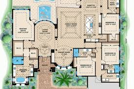 mediterranean mansion floor plans 15 mediterranean modern house blueprints fillmore design