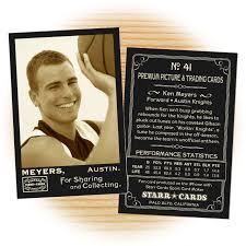 Trading Card Designer Make Your Own Basketball Card