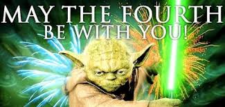 May The Fourth Be With You Meme - star wars day may the 4th be with you 2015