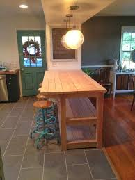 kitchen island for cheap my industrial look kitchen island and that time i messed up