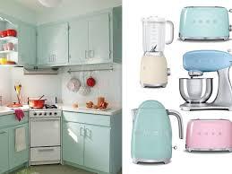 Retro Kitchen Design Ideas Kitchen Retro Kitchen Appliances And 9 Lovely Retro Style