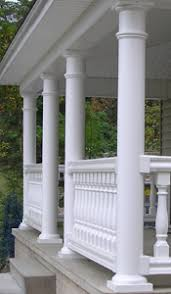 porch u0026 lamp posts