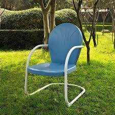 crosley griffith metal chair hayneedle