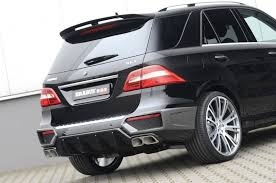 mercedes ml 65 amg brabus ml class mercedes increases speed exclusivity and