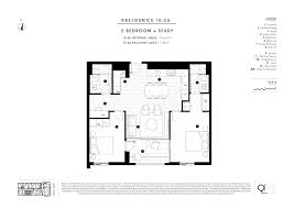 208 Queens Quay Floor Plans by 1006 133 Russell Street Melbourne Vic 3000 Kay U0026 Burton Real Estate