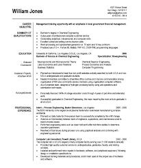 Chemical Engineering Internship Resume Samples Teacher Resumes Teaching Resume And Resume On Pinterest Student
