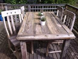 Rustic Wooden Garden Furniture Choosing Attractive Outdoor Furniture