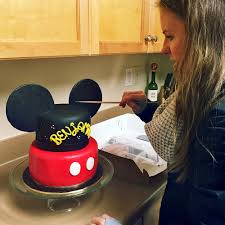 love joleen benjamin turns two mickey mouse birthday