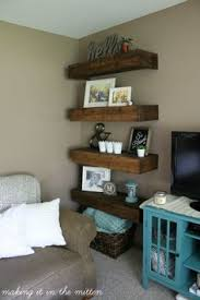 Floating Wood Shelves Diy by Diy Floating Shelves Free Woodworking Plans Woodworking Plans