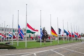 Why Is The Us Flag At Half Staff Today Nato News All Flags At Nato Hq Lowered In Solidarity With
