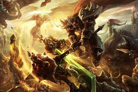 Summoners Rift Map A Few Changes To League Of Legends U0027 Most Popular Map Could Change
