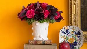 winter flower arrangements flower magazine home u0026 lifestyle