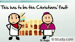 st augustine u0027s city of god video u0026 lesson transcript study com