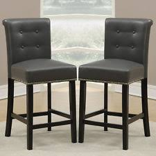 24 Inch Chairs With Arms Counter Height Chairs Ebay