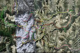 Rubicon Trail Map San Juan Mountains Trail Map 2008 Intrepidxj U0027s Adventure Blog