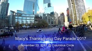 ᴷ entire macy s thanksgiving day parade 2017 from columbus