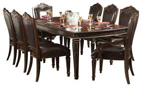 11 dining room set homelegance palace 11 dining room set with buffet