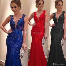 2015 selling fashion new evening party dresses for women lace