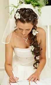 Hochsteckfrisurenen Hochzeit Mit Diadem Und Schleier by Hochzeitsfrisur Mit Schleier Trends Ideen 2017