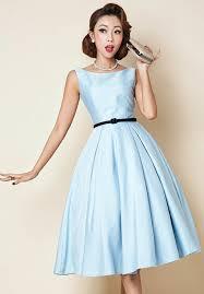 light blue dress 1512116 1950s pinup vintage rockabilly swing light blue dress