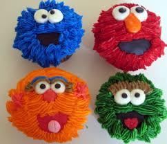sesame cupcakes sesame cupcake vs a wedding theme cupcakes cupcake