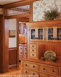 Mission Style Cabinets Kitchen Craftsman Style Built In Loving The Color Combo Interiors