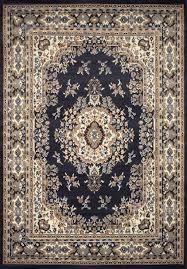 6 X 8 Area Rug Traditional Oriental Medallion Area Rug Persian Style Carpet