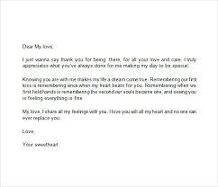 appreciation letter 9 free sles exles format