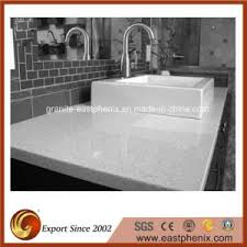 Solid Surface Bathroom Countertops by China Solid Surface Sparkle Quartz Stone Bathroom Countertop