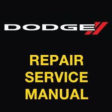 1999 dodge ram service manual repair manuals literature for dodge ram 3500 ebay