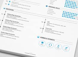 graphic design sample resumes personal resume promotion on behance