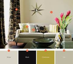 grey yellow green living room 20 inviting living room color schemes ideas and inspiration for