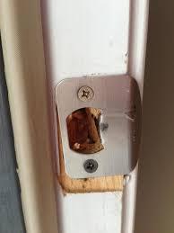 Repair Interior Door Frame Repair Damaged Interior Door Frame Best Accessories Home 2017