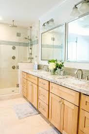 Granite Countertops For Bathroom Vanities Granite Slab Countertop Vanity Bathroom Transitional With Beige