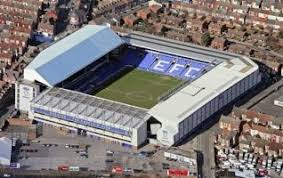 Top Balcony Goodison Park by The History Of The Stadium We Love You Everton