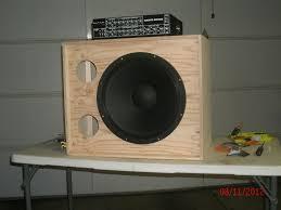 Diy Bass Cabinet Diy 115 Combo Genzbenz Content Talkbass Com