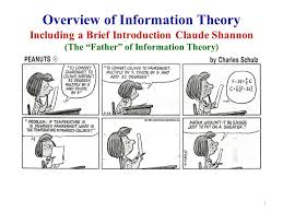 What is Information Theory  SlidePlayer