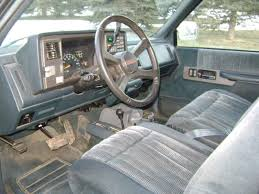 1994 Gmc Sierra Interior 1994 Chevy K 1500 4x4 128160 At Alpine Motors