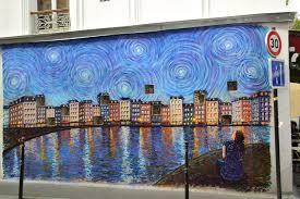 10 places to find amazing street art in paris rue des cascades in july 2016 pop h